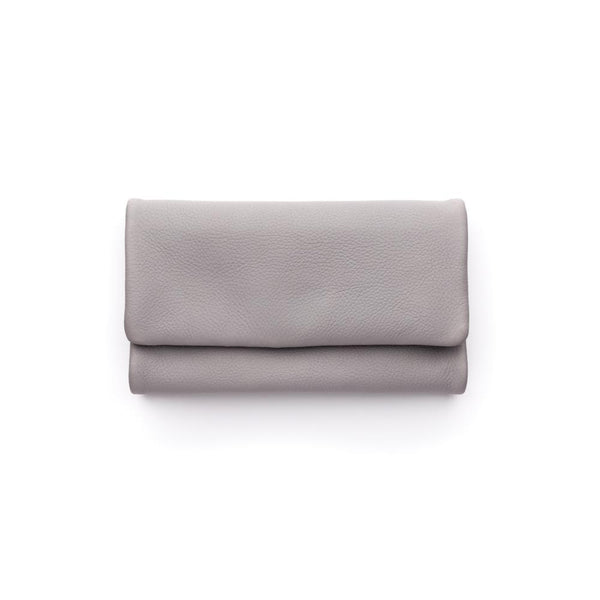 Stitch & Hide Paiget Wallet - Misty Grey