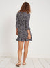 Faithfull The Brand Carmel Dress - Vintage Bloom Print Blue