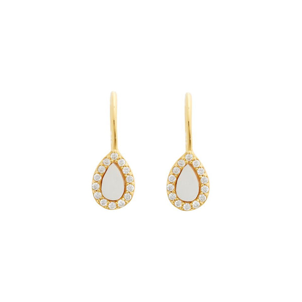 Samantha Wills Isla Dainty Bardot Drop Earring - Gold