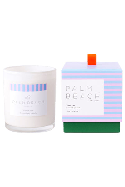 Palm Beach Candle - Winter Pine  420g