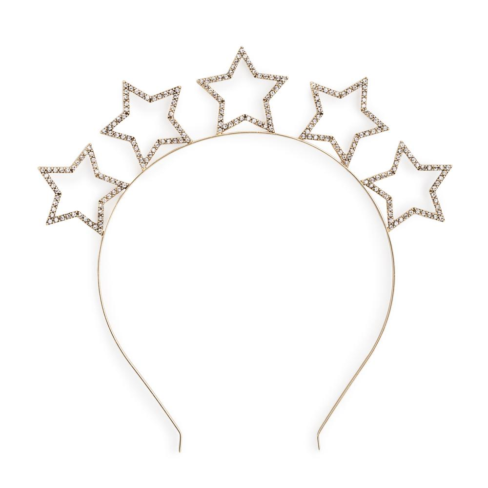 Kitte Seeing Stars Headpiece - Gold