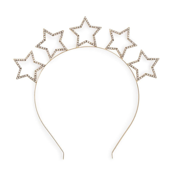 Kitte- Seeing Stars Headpiece- Gold