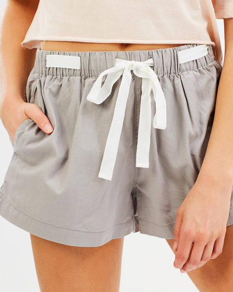Nude Lucy Sunseeker Cotton Shorts