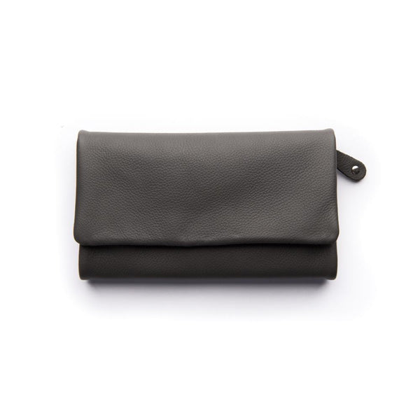 Stitch & Hide Paiget Wallet - Charcoal