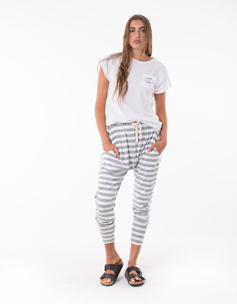 Silent Theory Fluid Stripe Pant