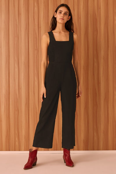 The Fifth Suburban Jumpsuit - Black