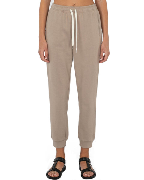 Nude Lucy Carter Classic Trackpant - Taupe