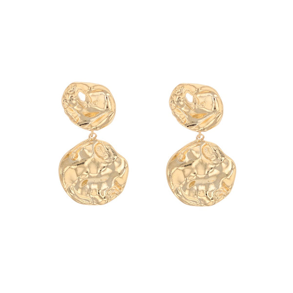Jolie and Deen Winnie Earrings - Gold