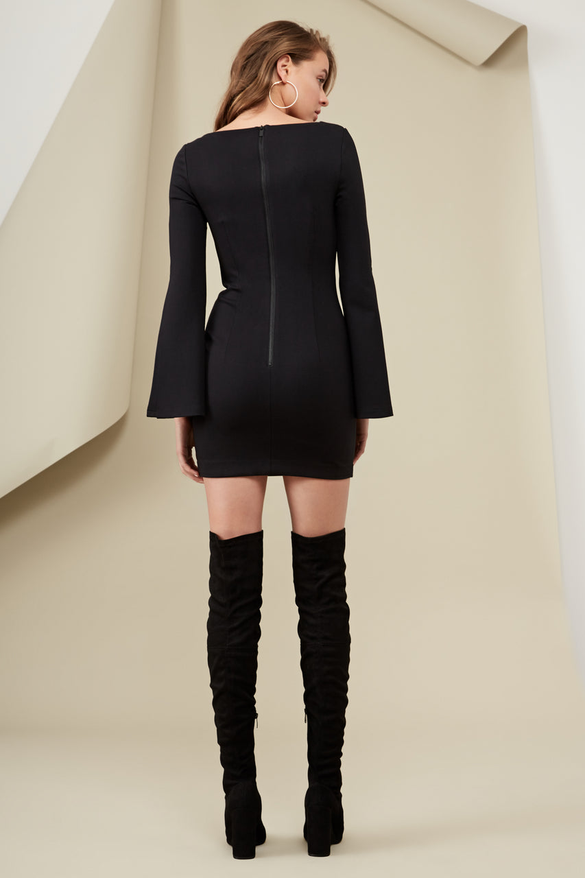Finders Keepers Kendrick L/S Dress