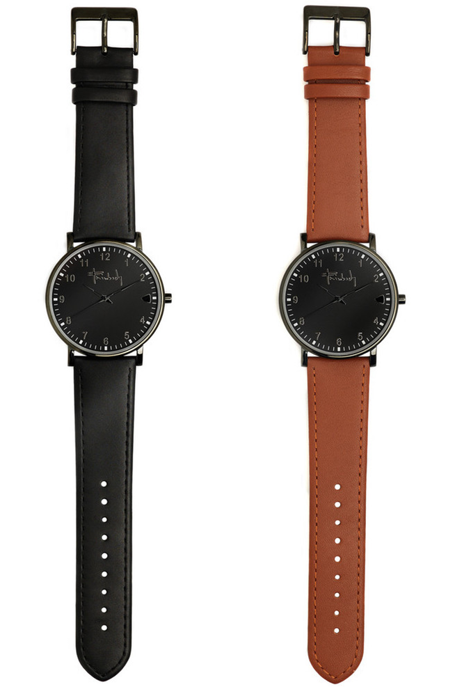 Freebody The Makena Watch - Black Face