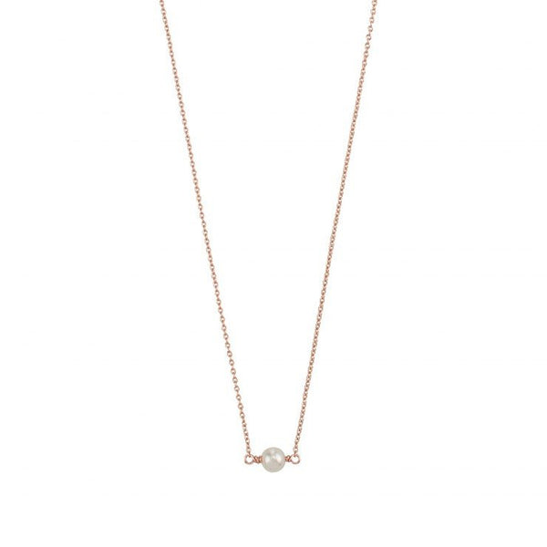 Samantha Wills Jasmine & Fleetwood Petite Necklace - Rose Gold