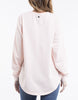 All About Eve Chase Longline Jumper- Pink