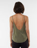 All About Eve Keira Tank - Khaki