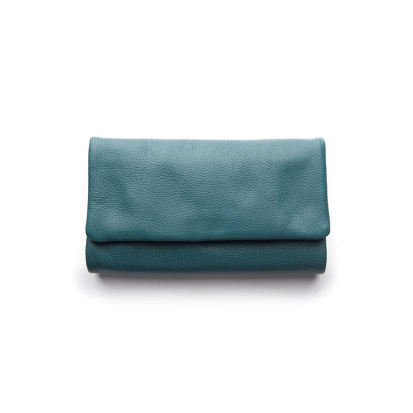 Stitch & Hide Paiget Wallet - Teal