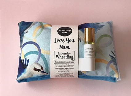 Mother's Day Wheatbag Gift Set - Kookaburra