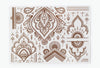 Namaste Collective Henna Transfer - Brown