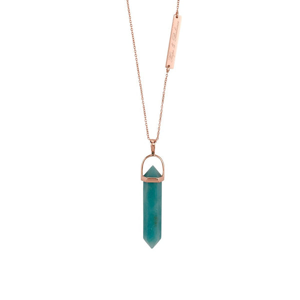 Samantha Wills Amazonite Mineral Necklace