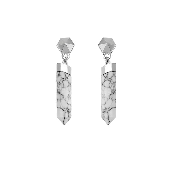 Samantha Wills Dawns Exhale Drop Earring - Silver