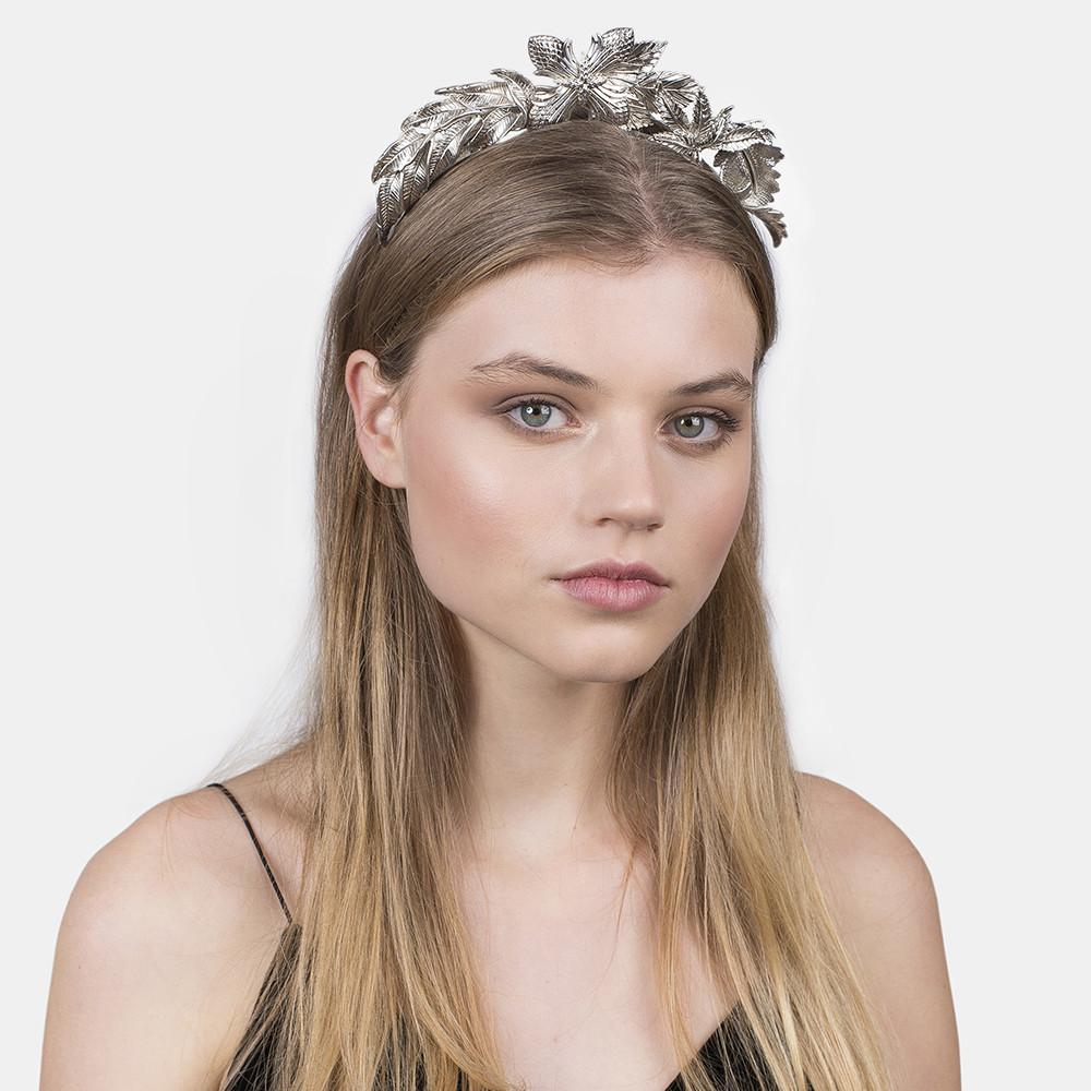 Kitte The Carousel Headband - Silver