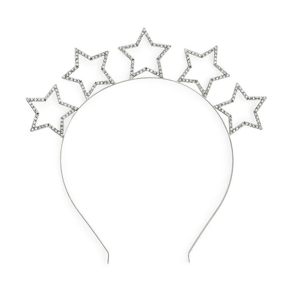 Kitte- Seeing Stars Headpiece- Silver