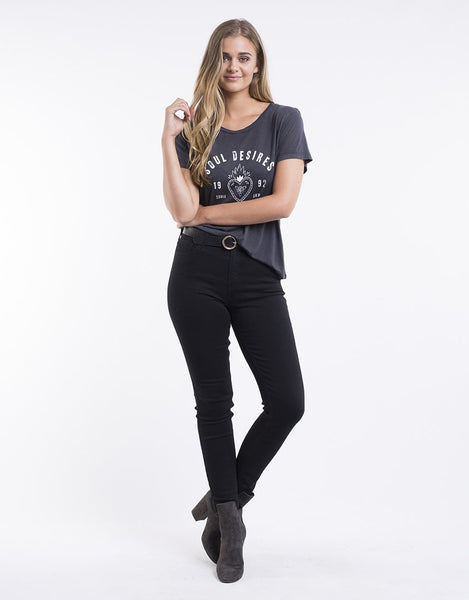 All About Eve Luka Tee