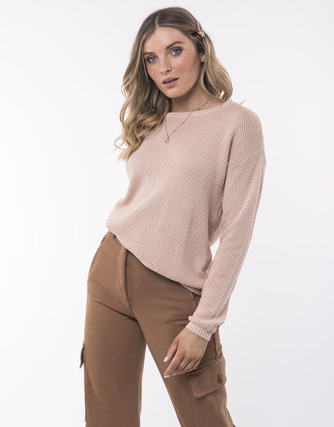 All About Eve Vintage Knit - Nude