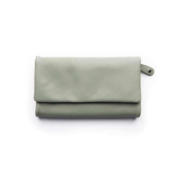 Stitch & Hide Paiget Wallet - Sage