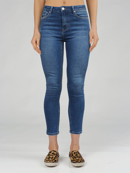 Res Denim Kitty Skinny Blue Vintage