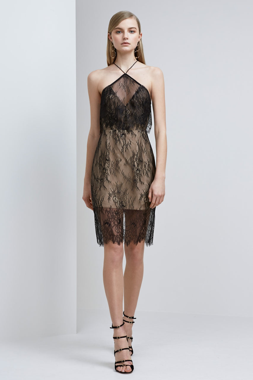 Keepsake Great Love Lace Dress