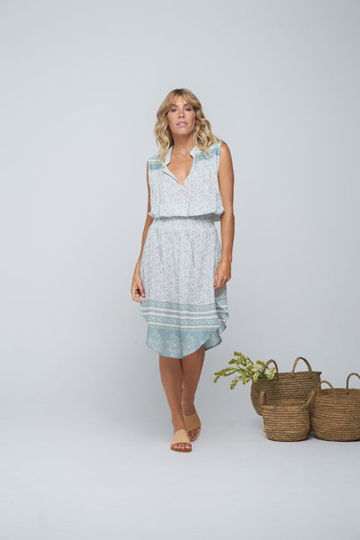 Indian Summer Co Indian Summer Dress Indra Sage