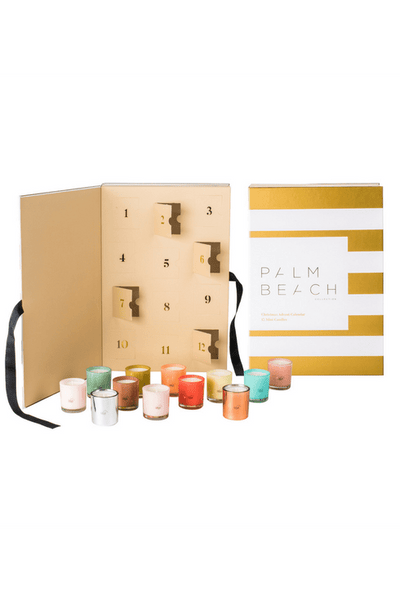 Palm Beach - Christmas Advent Calendar Gift Pack
