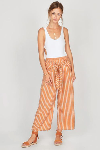 Amuse Society Blurred Lines Pant - Hazel