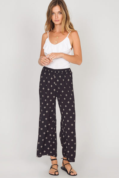 Amuse Society Coasting Along Pant - Black