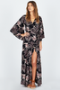 Amuse Society Isle Of Love Dress - Black Sands