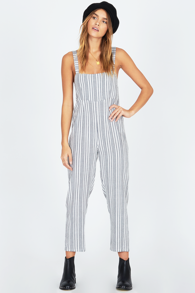 Amuse Society Lookout Jumpsuit - Casablanca