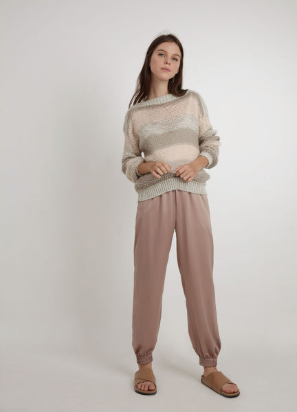 Lilya Anisa Knit Jumper - Rose