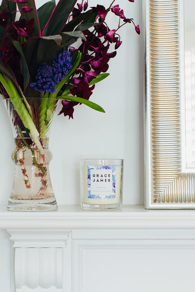 Grace and James Botanical Series Candle - Botanical