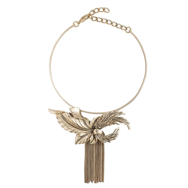 Kitte Crazy Love Necklace - Gold