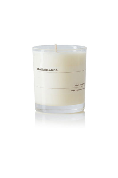 Grace and James Bare Collection Candle - Casablanca