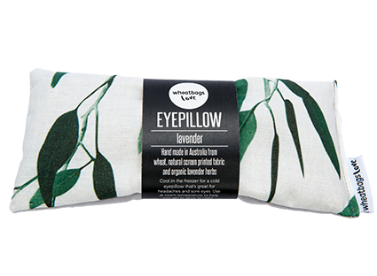 Eyepillow - Gum Green
