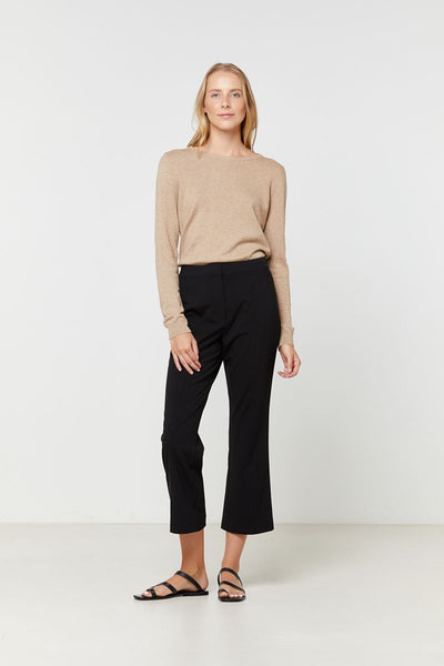 Elka Regan Pant - Black