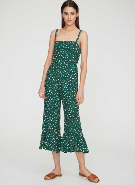 Faithfull The Brand Lea Jumpsuit - Betina Floral Print