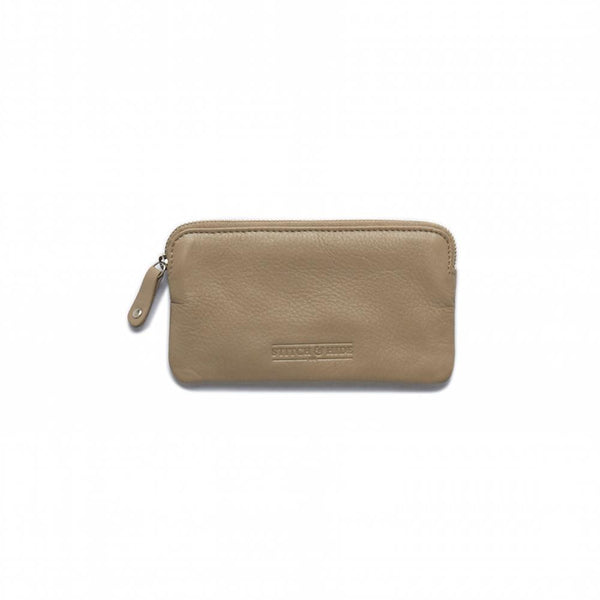 Stitch & Hide Lucy Purse - Dusty Linen