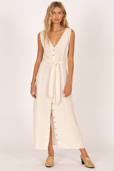 Amuse Society Driftwood Dress - Casablanca