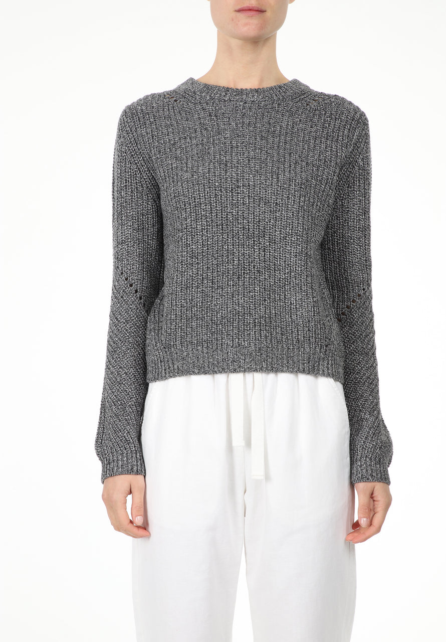 Nude Lucy Ames Core Knit - Coal