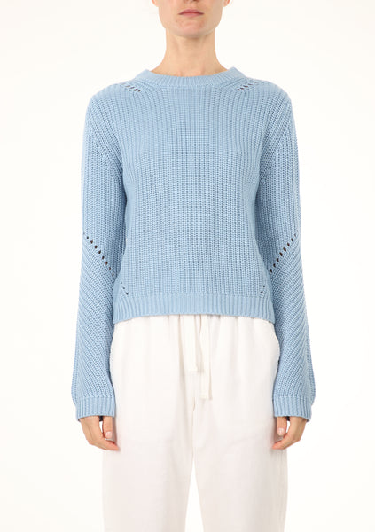 Nude Lucy Ames Core Knit - Sky