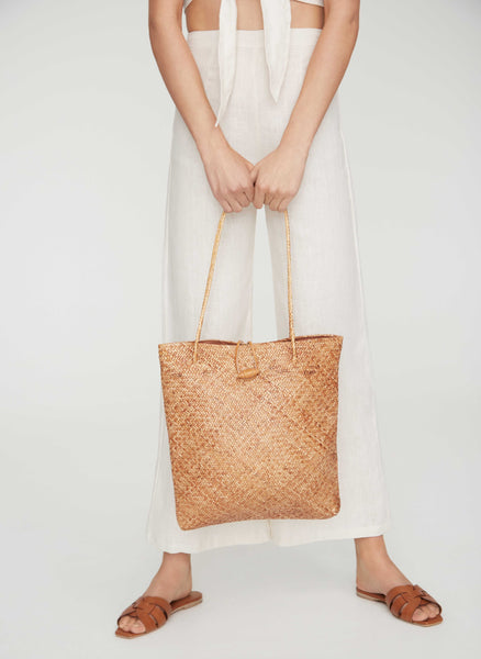 Faithfull The Brand Ingrid Tote Bag