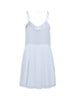 Kivari Samiah Mini Sun Dress - White
