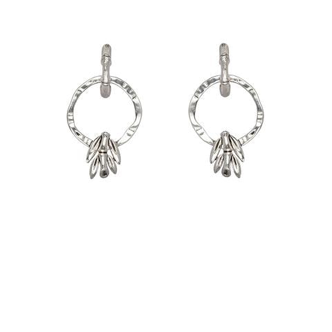 Kitte La Bamba Earrings - Silver