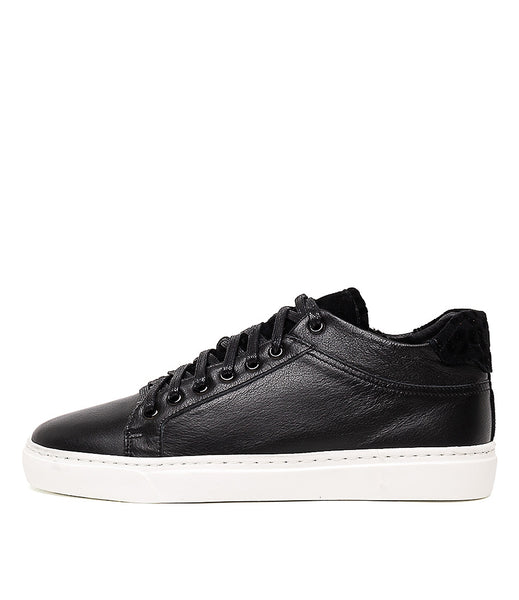 Mollini Ottowa - Black/Black Oce Leather Suede